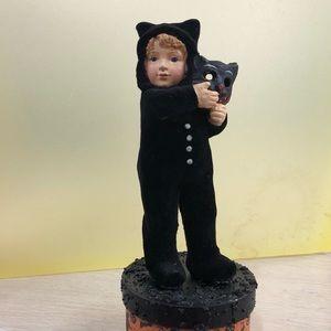Bethany Lowe Retired Halloween Figurine Box